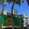 ハワイのゴミ回収