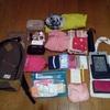 山梨から東京へ1泊のパッキング