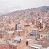 世界一周141日目 ボリビア(48) 〜世界最高所、標高4000mの首都は絶景だった〜