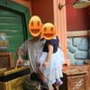 『カートゥーンスピン』&トゥーンタウンの仕掛け遊び~木箱の上&シンデレラ城前座り込み~撮影騒動!? ~Disney旅行記・2016年9月(ノД`)【30】
