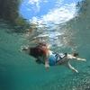 8月2日(金)京都美山で川遊び♪ 水中写真を撮ってもらおう!PART2