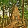 「コーケー(Koh Ker)遺跡群」プラサットトム~30以上の遺跡が残る、アンコールから一時移された王都!! ①