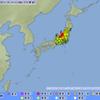 新潟県と長野県で、震度6強。