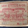 325 リーバイス501 ビッグE デッドストック levis