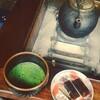 齢93歳でもちゃんと食べる、ふきのとうの天ぷらはじめ家の天ぷら。