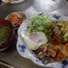 幸運な病のレシピ( 997 )昼:キャベツと豚生姜炒め