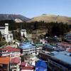 大分県玖珠郡九重町の筋湯温泉で足湯を楽しんでみました♬