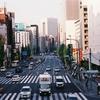 東京は人が多くて...