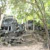 天空の城ラピュタのモデルといわれるベンメリア遺跡へ【子連れカンボジア旅行記②】