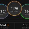 ジョギング11.76km・やっぱり朝が好き【2018/9/23朝ラン】