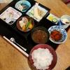 「老松割烹 天ぷら あ・うん」ポーションは少な目の割烹ランチ@西天満