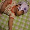 鼻水吸引に耳鼻科へ(生後7ヶ月と21日目)