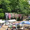 本門寺グランドで、子どものためのお祭り!
