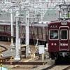 阪急、今日は何系?501…20210716