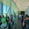 マラガ空港からバルセロナにライアンエアーで飛びます