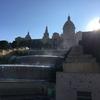 2016年末スペイン旅行【3】〜バルセロナ・カタルーニャ美術館・ボケリア市場・グエル邸〜