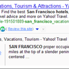 Yahoo!、SearchMonkeyアプリを集めた「Yahoo! Search Gallery」公開