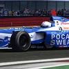 【過去ブログアーカイブ⑤】FormulaNIPPON2008 teamPOCARISWEAT FN06