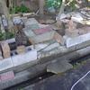 庭いじりの贅沢:ブロック塀の補修でセメントを買ってきた。庭いじりは海外旅行より楽しい。