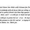 [奇跡の一週間を作る人たち-20]アン・ライトさん(元米軍大佐、ベテランズ・フォー・ピース)