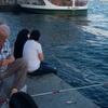イスタンブールの中心地で釣りを楽しもう!