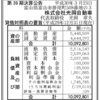 株式会社光岡自動車 第39期決算公告