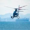 2021年1月30日(土) JA01BKが見たくて東京ヘリポートに行ってみたけど想像以上に飛ばなかったので海背景に挑戦してみた話