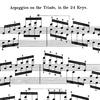 【動画あり】アルペジオを練習してみた。