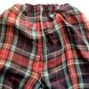 フランネルのパジャマの最後