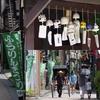 木倉町のふうりん祭りは、今年も中止です。
