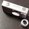 レンズ移植 KONICA ZOOM 23-50mm Revio II