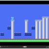 WebMSXでMSX BASICの自作ゲーム作成!第15弾。 キャラの動きを速く!BASICのみで全体的な高速化をしました!(URLクリックで実行できます)