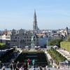 芸術の丘から旧市街を望む:2019ドイツ旅・ベルギー編5