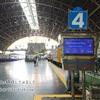 電車に乗ってバンコクからホアヒンまで行く。バンコク中央駅への行き方と施設案内も。