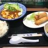 【ハイテンションすぎる食レポ】松軒中華食堂の麻婆豆腐を採点してみた!