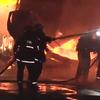 火災映像!青森県五所川原市梅田薄井のクリーニング工場が火災!場所はどこ?