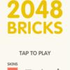 """【おすすめ】""""2048 Bricks""""という無料ゲームアプリを遊んで色々と紹介していく 49作品目"""