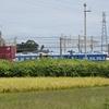 (2016/9/30, 10/2, 10/4)東武12系14系客車甲種輸送・8111Fセイジクリーム団臨撮影記録