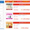 【PONEY】PARCOカード、タカシマヤカードがポイント還元1万円超え!