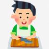 料理は瞑想になる (正確に、流れるように動く)