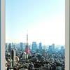 【六本木ヒルズから見える東京タワー】アトモフウィンドウのライブ映像に新ロケーションが追加されたよ!