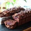 ホットケーキミックスでチョコレートパウンドケーキ