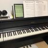 今週の練習記録(12/31~1/6)「西直樹のe音楽塾」受講しています。