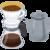「コーヒー=お洒落」っていう風潮がなければ絶対コーヒー好きにならなかった。だってただの苦いお湯じゃん