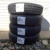 夏用タイヤの更新 空からも水を掛けられて Updating summer tires