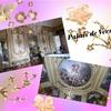 ヴェルサイユ宮殿 ♪ いろんな「〜の間」と修復中の天井画♪ハネムーン旅行記2014 フランス&イタリア ♪