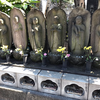 北千住周辺のお地蔵さん 金蔵寺、長円寺(めやみ地蔵)