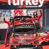 ● 2019WRC 世界ラリー選手権 第11戦トルコ 最終日(day4 総合順位)