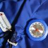山歩きで使う温度計