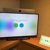 Webex Room Kitがデモルームに設置されました~